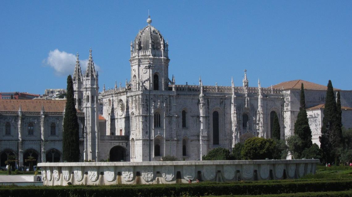 portugalLisbonJerónimos Monastery1