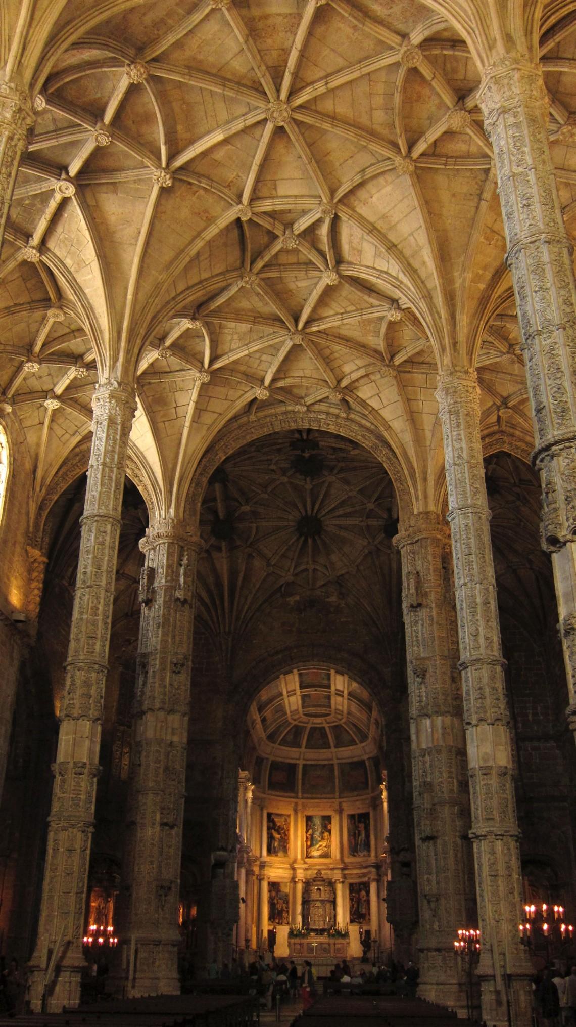 PortugalLisbonJerónimos Monastery2