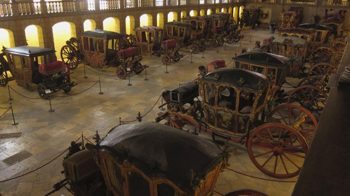 PortugalLisbonMuseum of Coaches3
