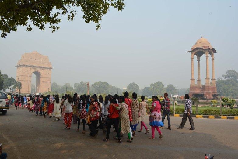 Delhi2017IndiaGate1small
