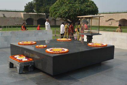 IndiaDelhiOct2017RajGhatGhandiMemorial