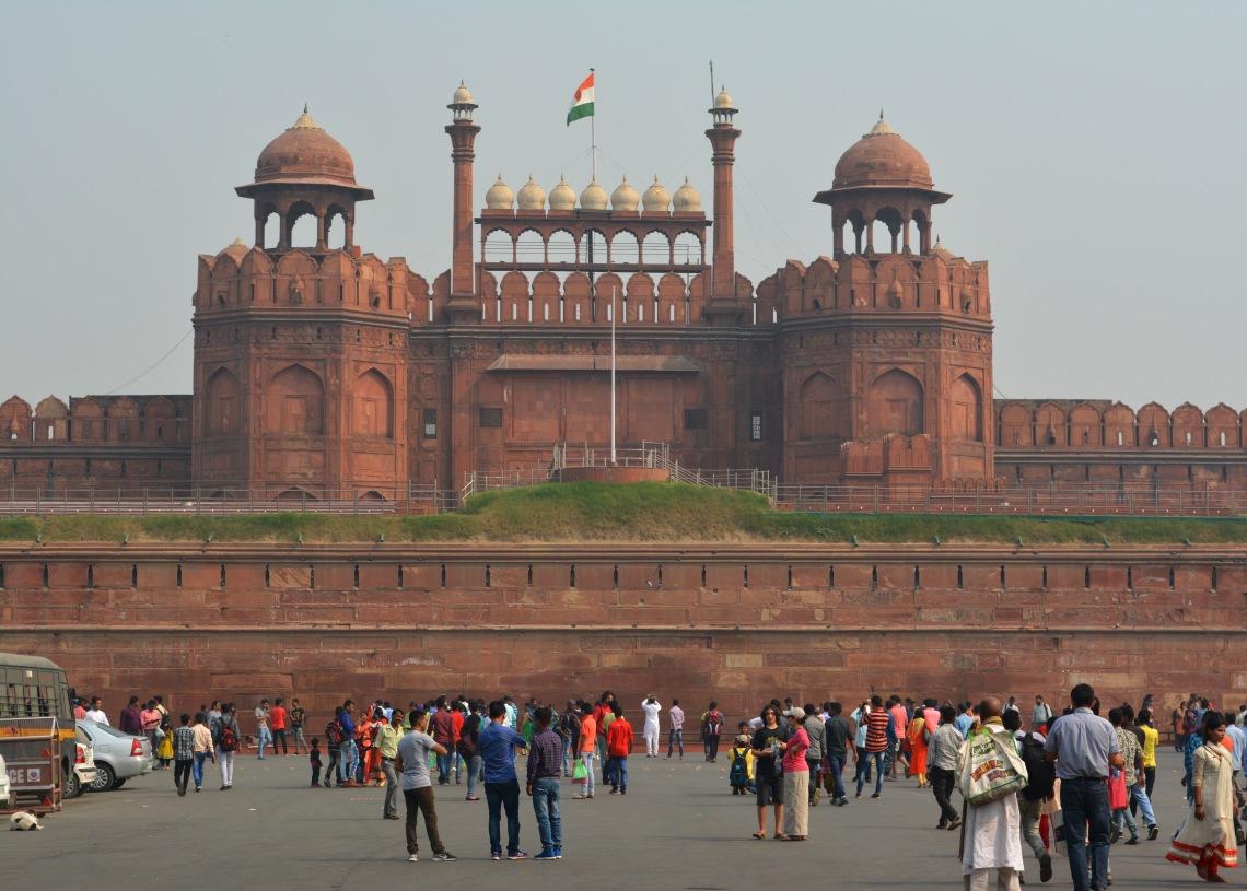 Delhi2017IndiaRedFort