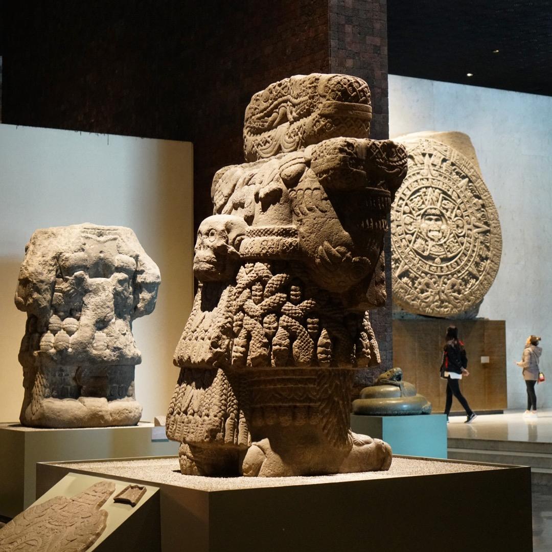 anthropologymuseumbosquechapultepecmexicocity2018dec26