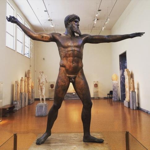 AthensGreeceMuseumZeus
