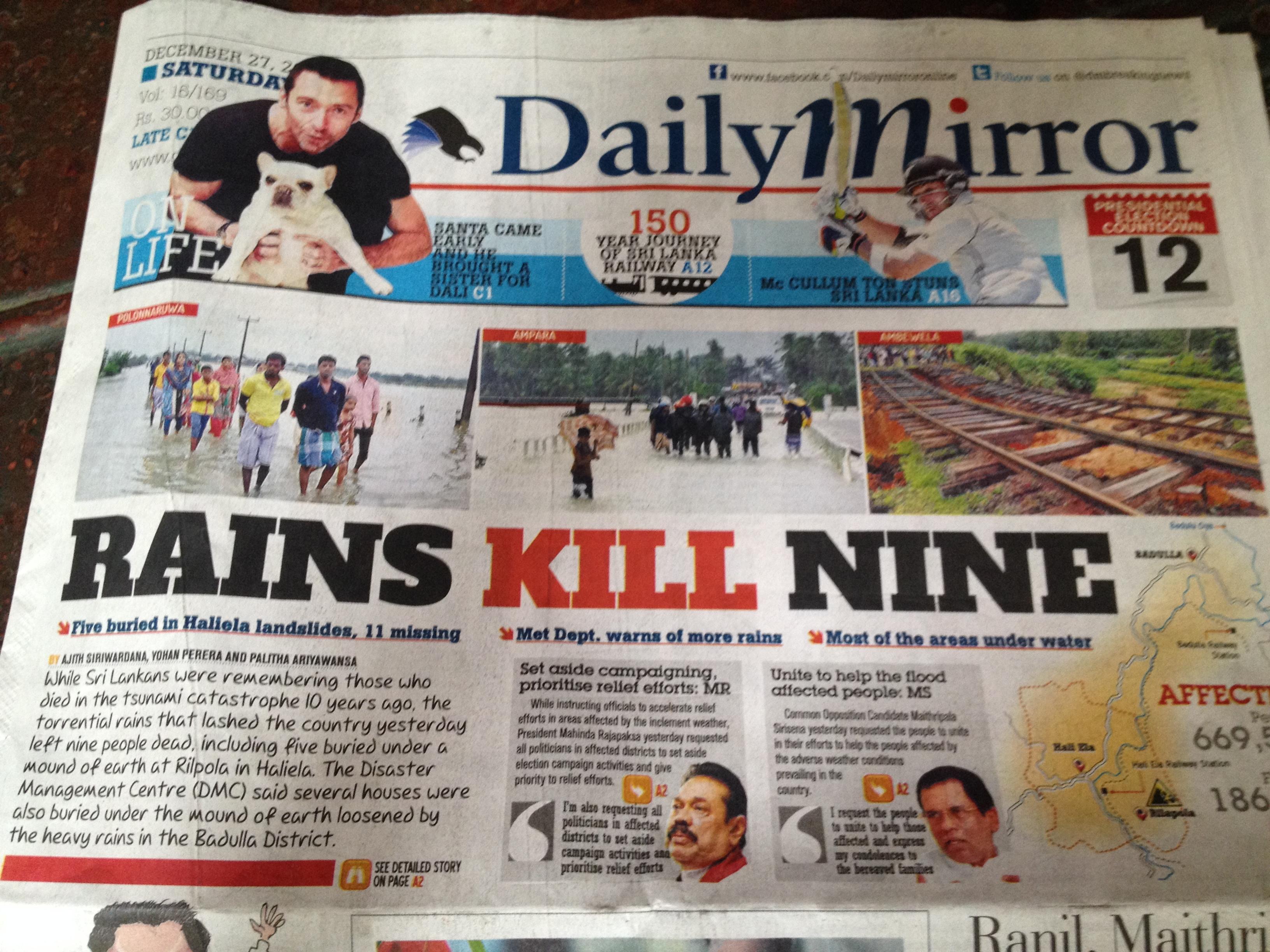 Colombonewspaper