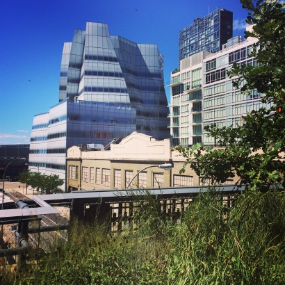 NYC HighLineGehry
