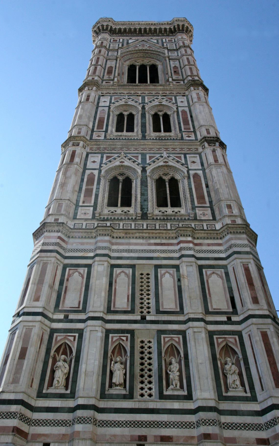 ItalyFlorenceCampanilebelltowerMarch2011-4
