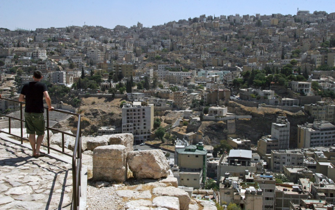 JordanAmmancityviewfromCitadelDaveSept2010