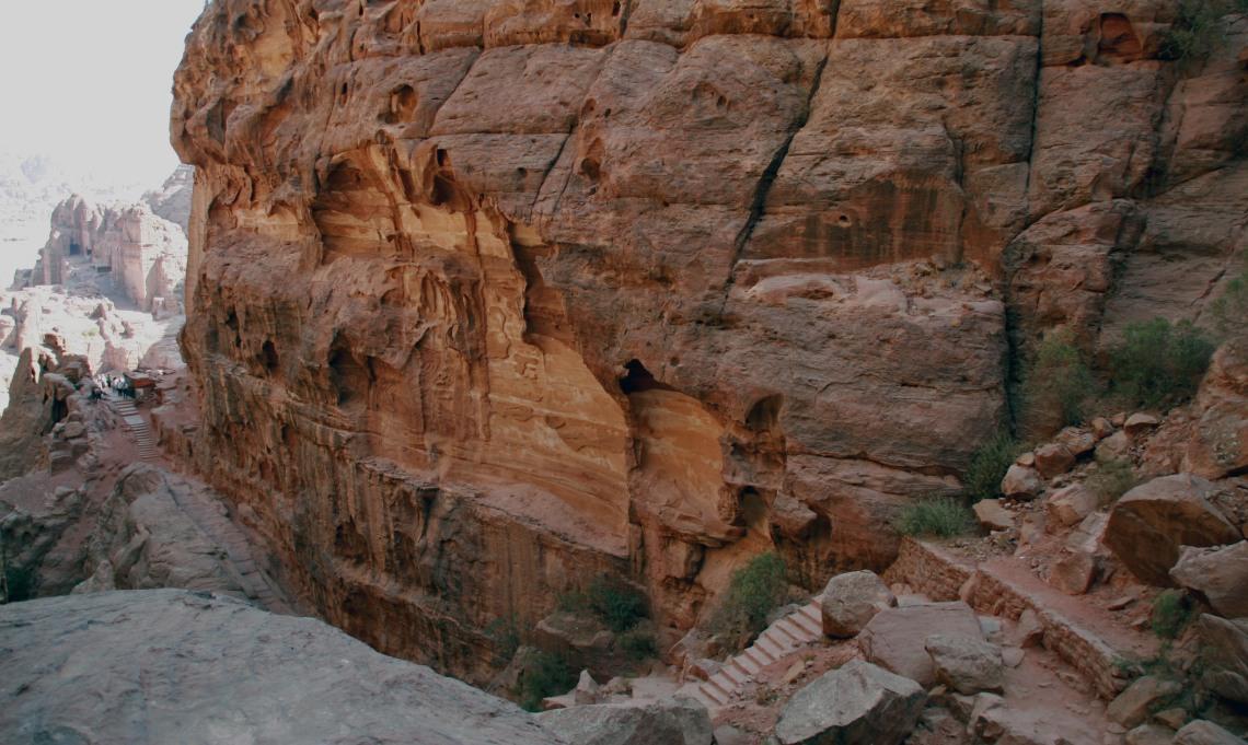 JordanPetraMonastryClimbSept2010