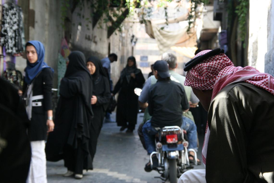 SyriaDamascusAllewaysSept2010-2