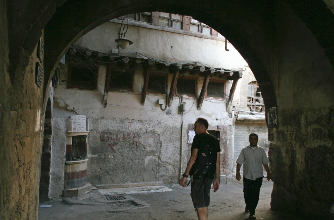 SyriaDamascusAllewaysSept2010-3