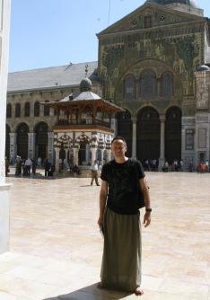 SyriaDamascusUmayyadmosqueDaveSept2010