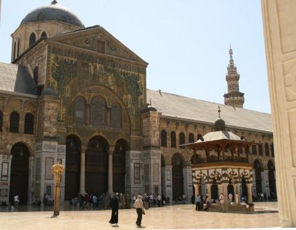 SyriaDamascusUmayyadmosqueSept2010-5